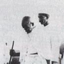 Gandhi et la marche du sel